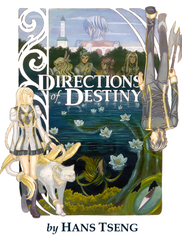 Directions of Destiny Book Cover