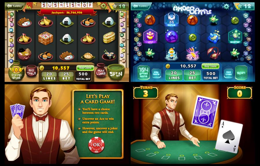 Slots Themes