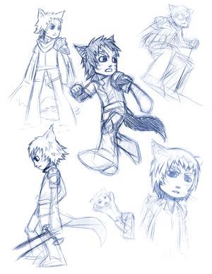 Rupert Sketches