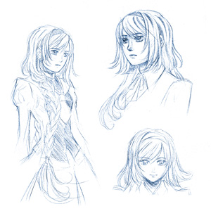 Magnolia Sketches